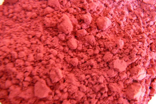 Pigments Naturels Rouge Bordeaux (Laque) en vente sur Aliénatur