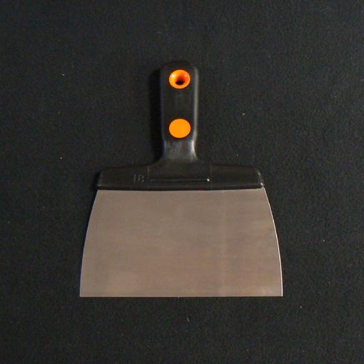 Couteau inox 18 cm pour enduits en vente sur Aliénatur