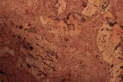 Dalles de liège murales à coller Ilets Rouge sur Aliénatur