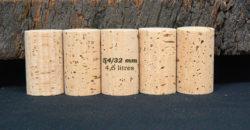 bouchons liège 54x32 mm pour bouteilles 4,5 litres