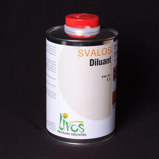Nettoyant outils et diluant SVALOS en vente sur Âme du liège