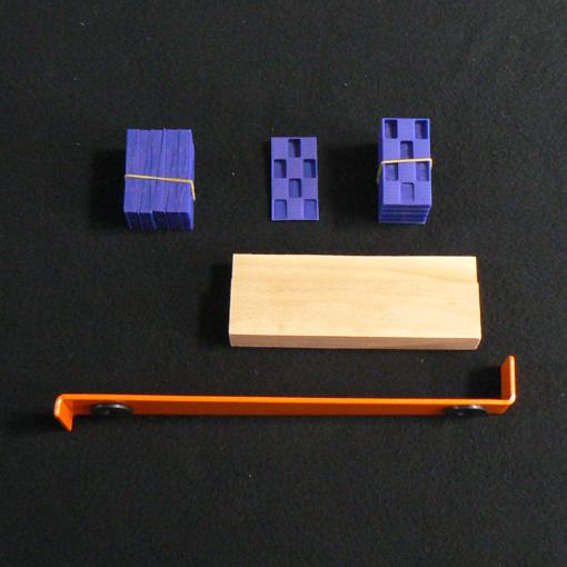 Kit outil pour la pose de parquets flottants à clipper