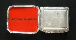 vente de cire traditionnelle rouge pour cacheter des bouchons