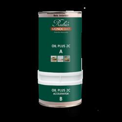 Vente sur Âme du liège huile monocouche rubio Oil plus 2C pour tous bois intérieurs