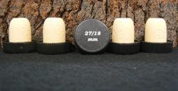 Bouchan liège tete plastique 29 sanpor 27x18mm