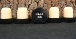 Achat Bouchon tete plastique 32mm 29x20mm sur Âme du liège