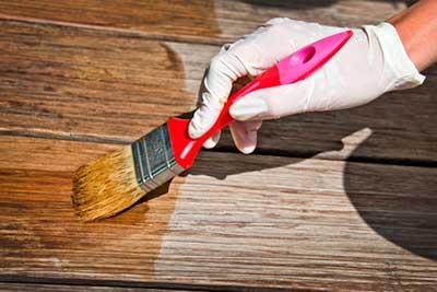 Produits de finition et traitement du bois